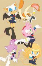 The Black Magic Girls (Sonic couples story) by Levifloreslaureta