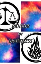 Candor or Dauntless by lampy65