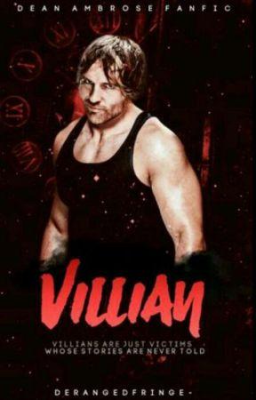 Villain. / ON HOLD/ by derangedfringe-