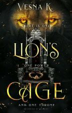 Lion's Cage by Bloomin__Queen