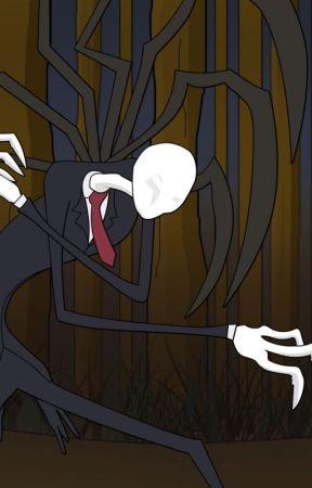 Slenderman Forever by animati_rd