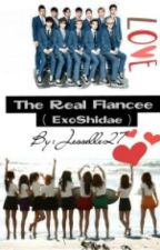 The Real Fiancee (ExoShidae) by jesselle27
