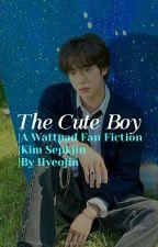 الفَـتَى اللَّطِـيف| The Cute Boy| KSJ  by Hyeo_jin