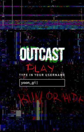 OUTCAST- Když Hra Ovládá Životy/BTS AU horror / (CZ) by NolpidKKK