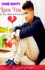 Love You [1D One Shot] by kimpyvon