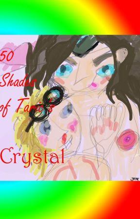 50 Shades of Taric's Crystal by ShittyClusterFucks