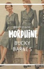 Morphine - Bucky Barnes by born-in-june-