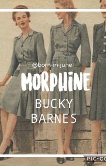 Morphine - Bucky Barnes
