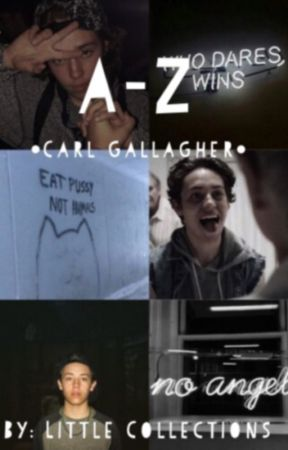 A-Z •Carl Gallagher• by LittleCollections