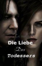 Die Liebe des Todessers by halfbloodprincess_ss