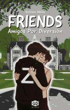 Friends     Amigos Por Diversión. by Little_Boy03