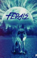 Ferals (Werewolf) by WhatCalamity