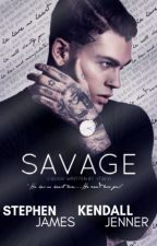 Savage by -ItsEvi
