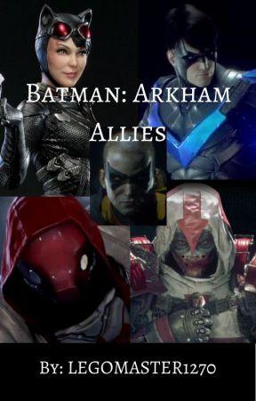 Batman: Arkham Allies by LEGOMASTER1270
