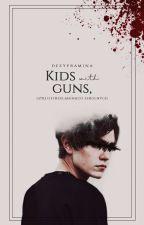 kids with guns, czyli o strzelaninach szkolnych [2.0] by smierckliniczna