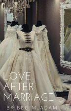 Любовь после брака❤ by begim_adam