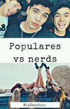 Populares vs Nerds |MB|JZ|SV| by MiaSanchez-