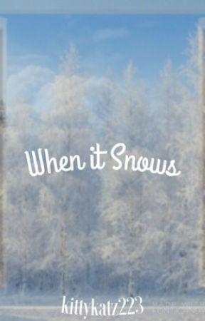 When it Snows by kittykatz223