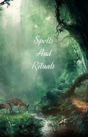 Spells and Rituals - Ring Protection Spell (tested) - Wattpad
