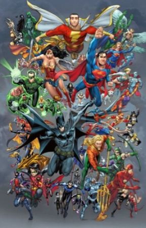 DC One Shots by TheNightsSilverAngel