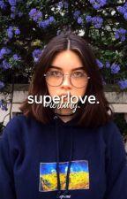 superlove. | LIAM GALLAGHER by 1-800-TRUMANBLACK