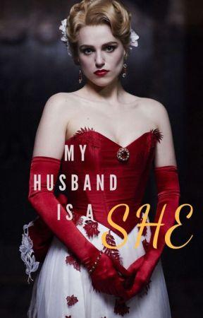 My Husband Is A She by LionxBunny