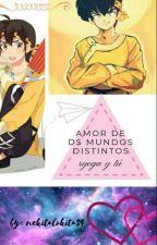 Amor De Dos Mundos distintos Ryoga Y Tú -TERMINADA - by nekitalokita34