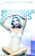 broken glass slippers by ragingtheseas