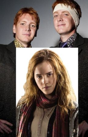 harry and hermione start dating fanfiction