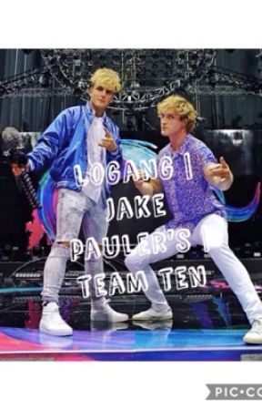 Logang / Jake pauler's / team ten by kimmythedounut