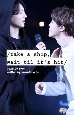 v-trans | take a ship, wait till it's hit by zymastic