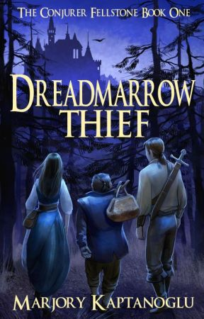 Dreadmarrow Thief  -- First 4 Chapters Sampler by marjoryk