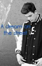 a dream on the street - Hayes Grier by camsforget