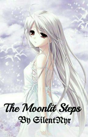 The Moonlit Steps by SilentNyr