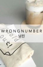 wrong number | namjin ✓ by BTSNOODLE
