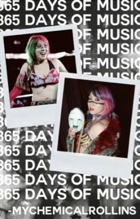 365 Days of Music by -mychemicalrollins