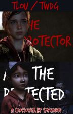 TLOU // TWDG || The Protector and The Protected (Clementine and Ellie) by sxphmxri
