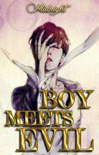 Boy meets evil. (JIHOPE/HOPEMIN - OMEGAVERSE) by MidnightInParis27