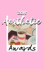 The Aesthetic Awards | 2018 - Still Open by AestheticAwards