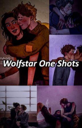Wolfstar One Shots (Remus Lupin x Sirius Black) - Round 2 (smut