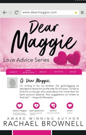Dear Maggie by AuthorRachaelBrownel