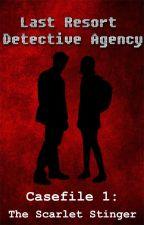 The Scarlet Stinger (LRDA Book 1) by PirateCaptainZero