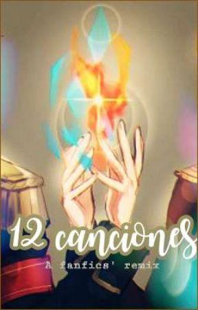 12 canciones by Alejandra-RL13