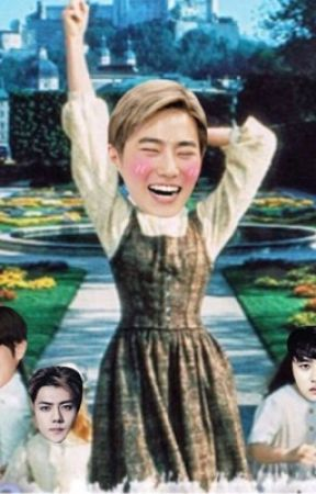 The Sound of Mayo and other things (Exo Crack) by Chogiwhynot