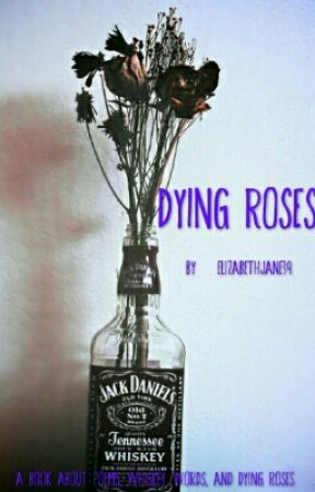 Dying Roses by ElizabethJane39