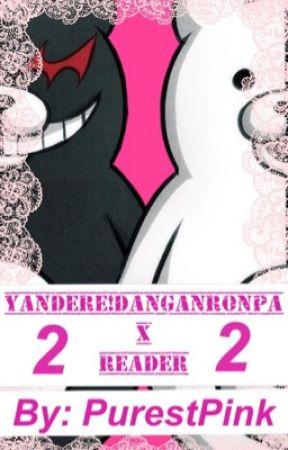 Yandere!DR x Reader 2 {NEW!} - [Yandere!Kokichi x Reader] LEMON