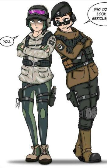 Ela and Zofia  (Rainbow six siege fanfic)