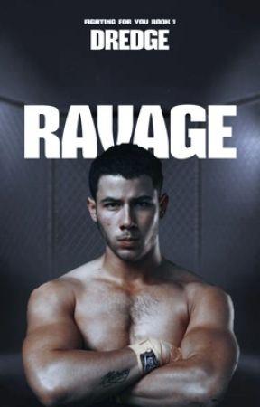 Ravage (Revenge Book 0)  by Dredge116