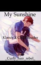 My sunshine ( Klance X child reader ) by Voltron_lover618