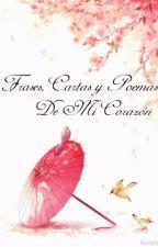 Frases, Cartas y Poemas de mi corazón. by Chuchakamisa24